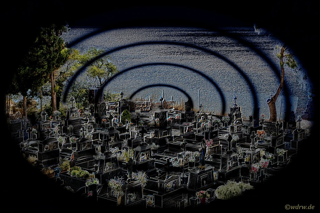 Friedhof am Meer